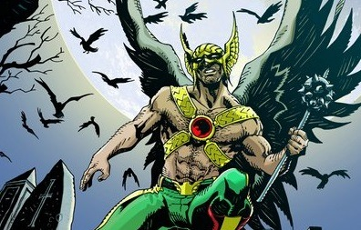 Hawkman #10 Review