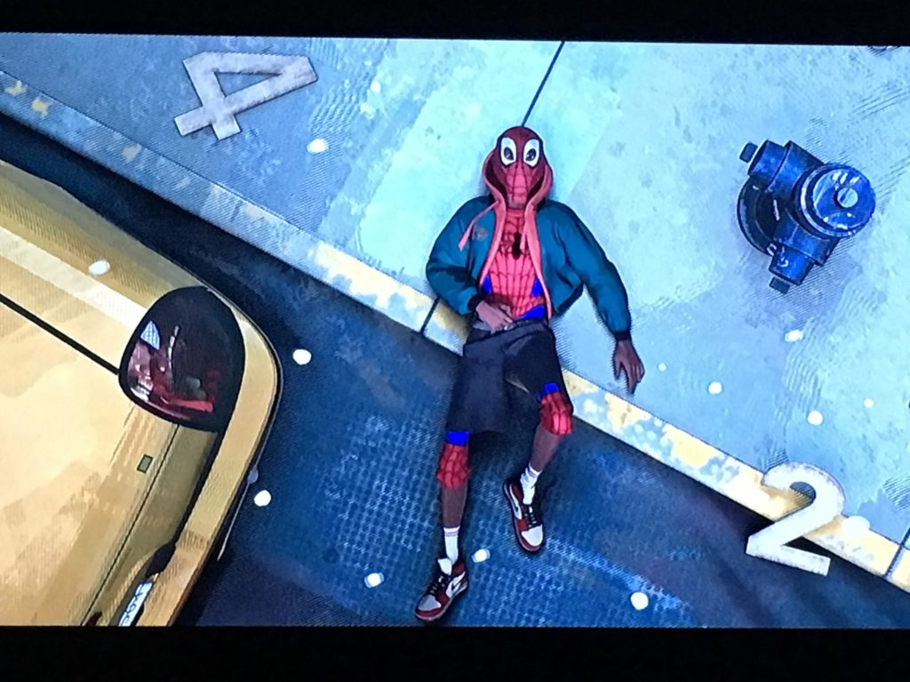 Spider-Man: Into the Spider-Verse Blu-Ray and Bonus Features