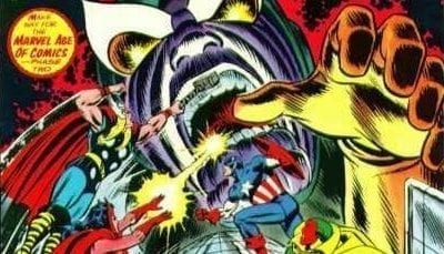 Issues Have Issues #4- The Avengers