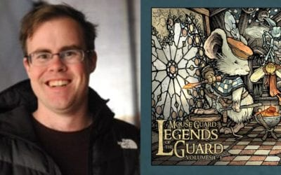 EXCLUSIVE: 'The Maze Runner' Scribe T. S. Nowlin Tapped To Write Screenplay For Wes Ball's 'Mouse Guard'