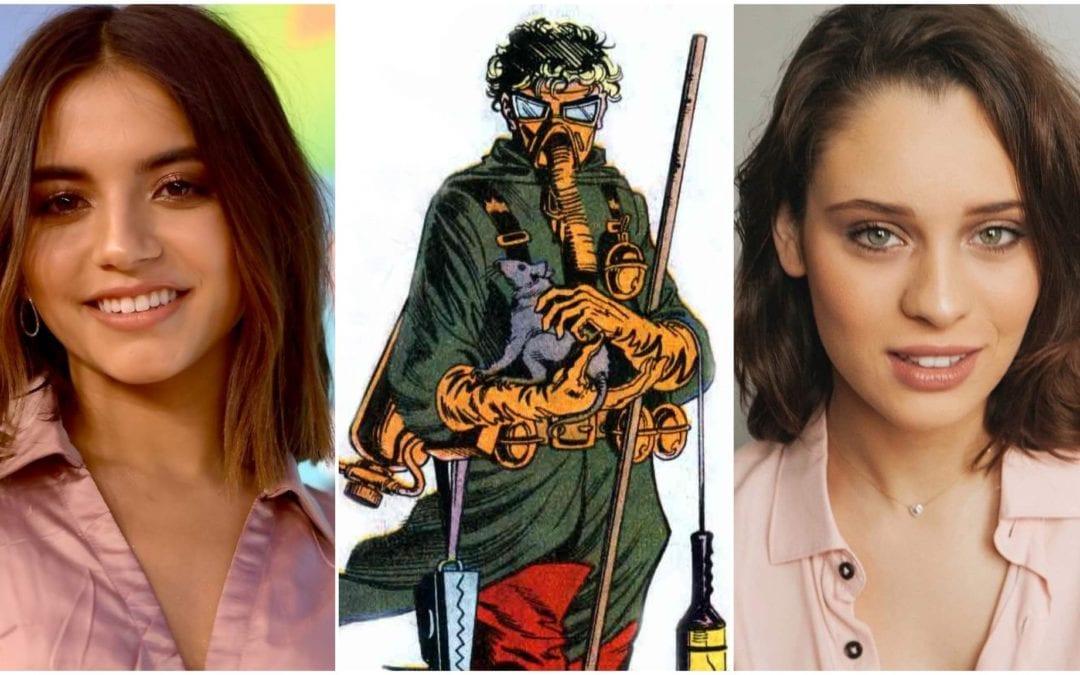 EXCLUSIVE: Isabela Moner & Daniela Melchior Top Shortlist For Ratcatcher In 'The Suicide Squad'