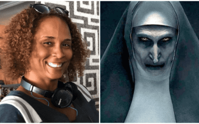 'The Nun 2' in the Works with Writer Akela Cooper ('American Horror Story,' 'Luke Cage')