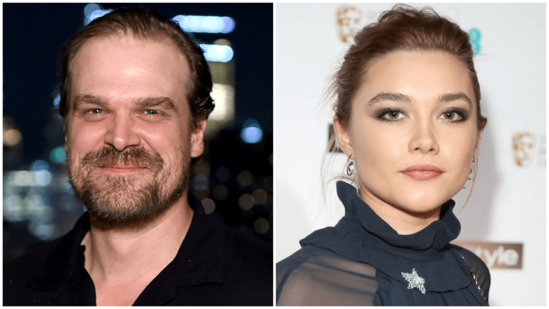 Marvel Studios' 'Black Widow' Adds David Harbour & Florence Pugh; Filming Begins June 3rd in Pinewood Studios