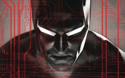 Batman Beyond #31 REVIEW