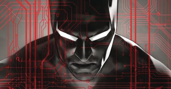 Batman Beyond #31 REVIEW