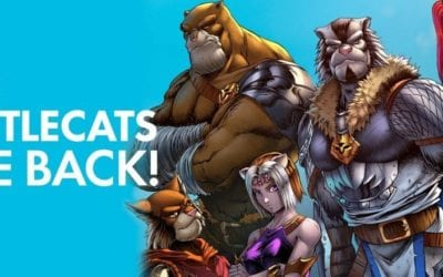 Battlecats Vol. 2 #1 Review