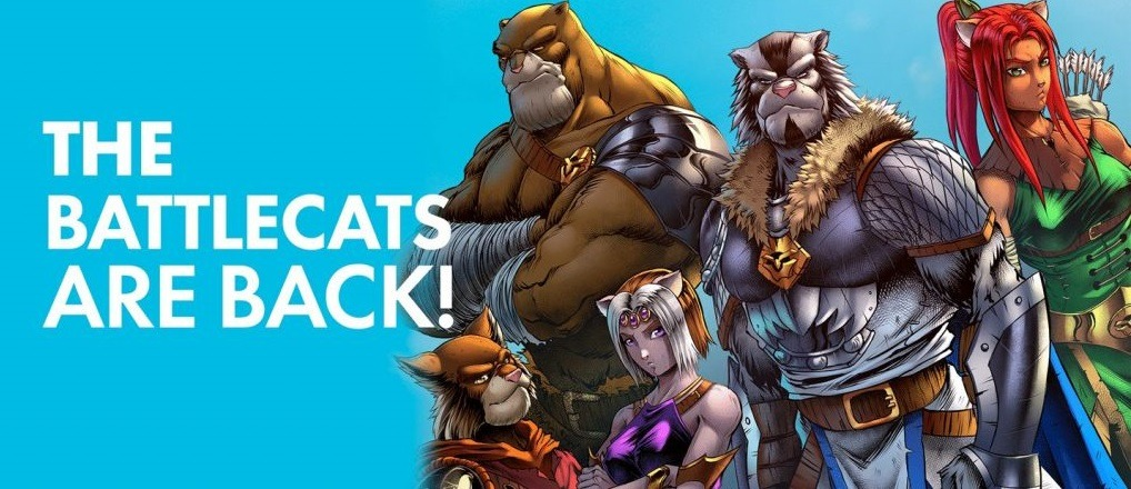 Battlecats Vol. 2 #1 Review