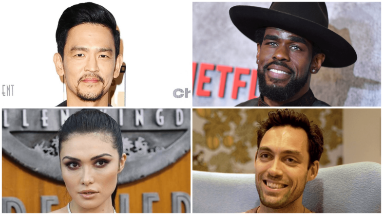Netflix's 'Cowboy Bebop' Live-Action Series Adds John Cho, Mustafa Shakir, Daniella Pineda, & Alex Hassell to Cast