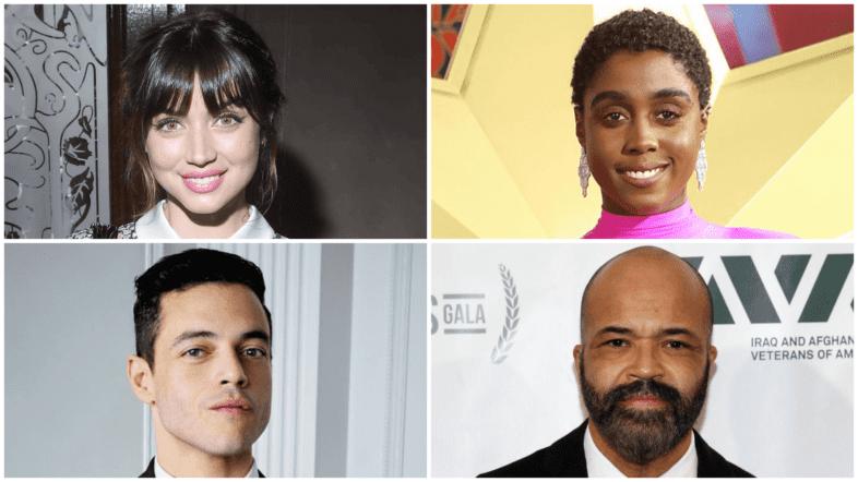Cary Fukunaga's 'Bond 25' Adds Ana de Armas, Lashana Lynch, Rami Malek, Jeffrey Wright, & More to Cast