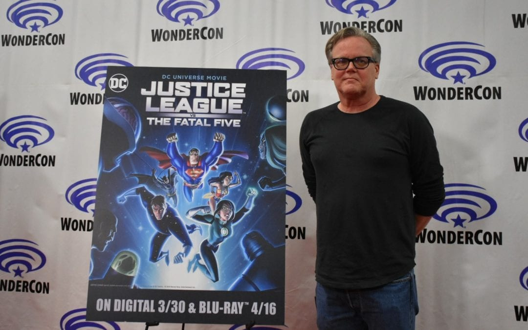Justice League vs. The Fatal Five Creative Team Interviews