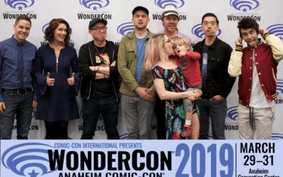 Crafting Cartoons and Comics WonderCon 2019 Panel Recap