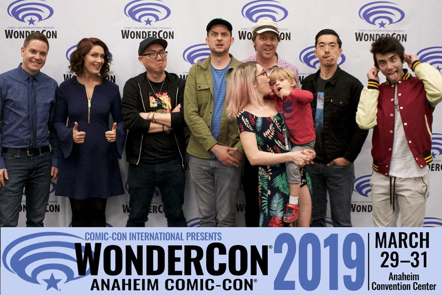 Crafting Cartoons and Comics WonderCon 2019 Panel Recap