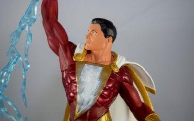Diamond Select DC Comic Gallery Shazam Statue Review