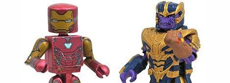 Diamond Select Drops Avengers: Endgame Minimates