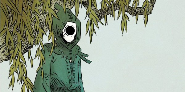 Ghost Tree #1 Review