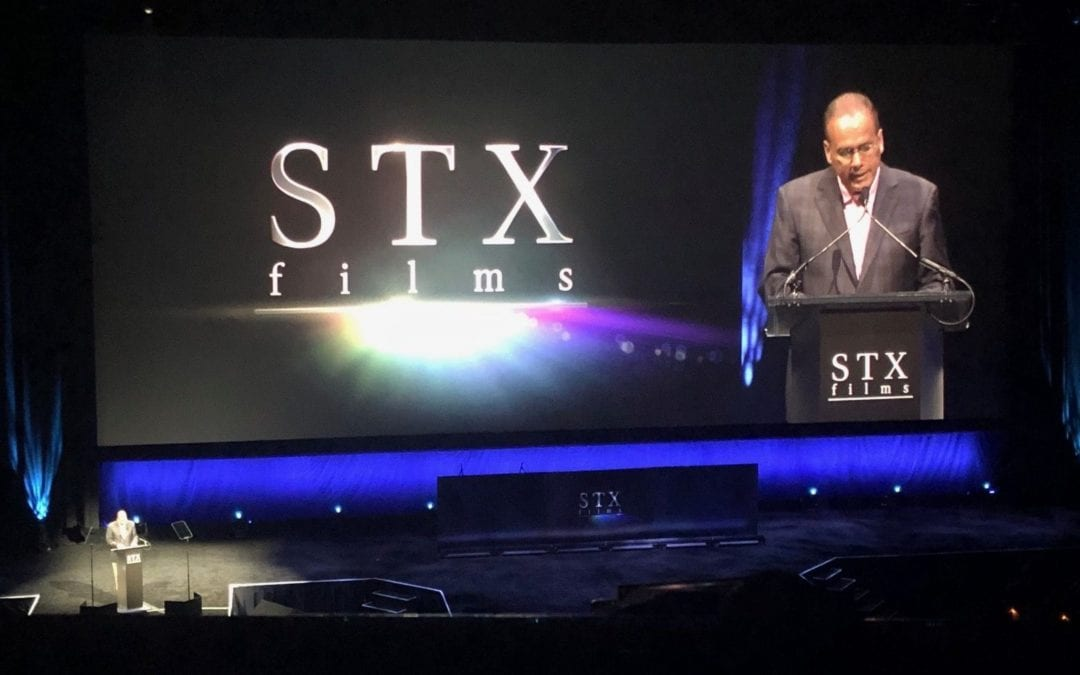 CinemaCon 19: STX Films Panel