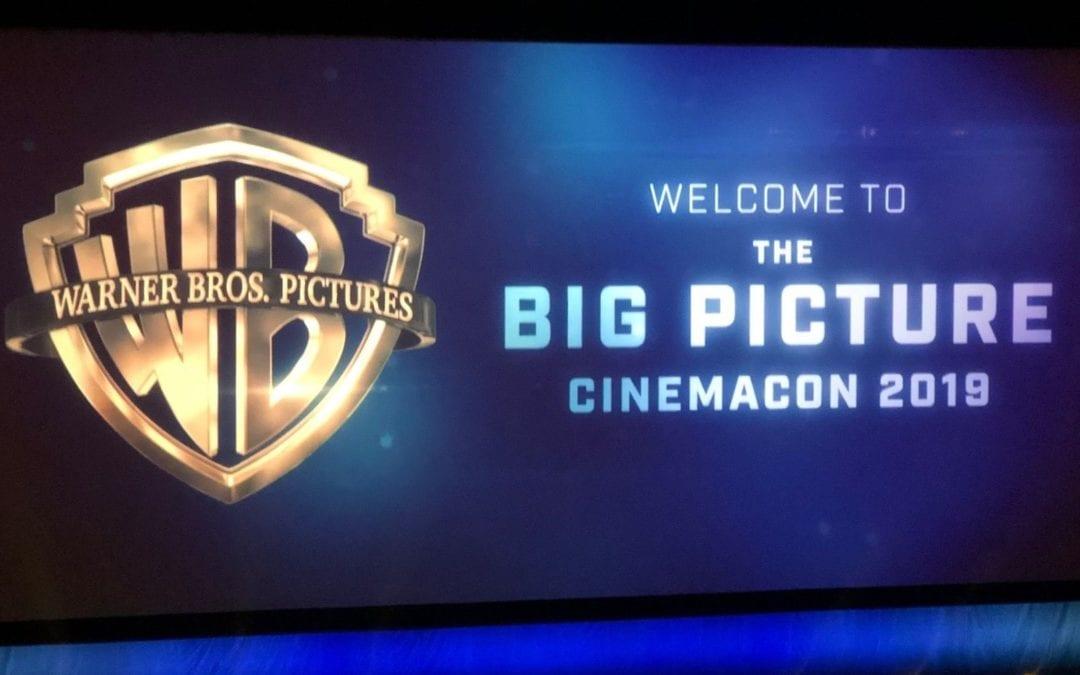 CinemaCon 19: Warner Brothers Panel