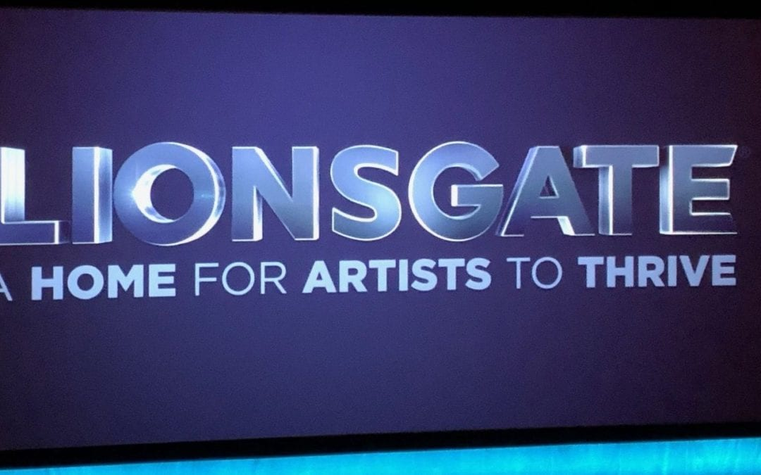 CinemaCon 19: Lionsgate Panel