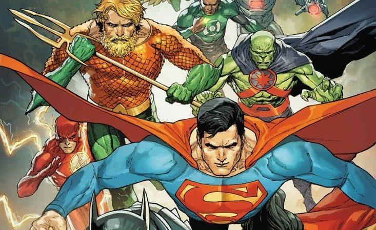 Justice League #22 Review
