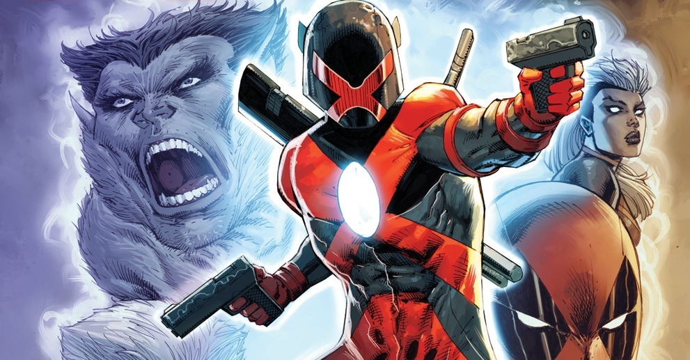 Rob Liefeld Talks Major X at Wondercon 2019