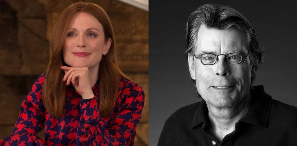 Julianne Moore To Star In Stephen King's 'Lisey's Story'