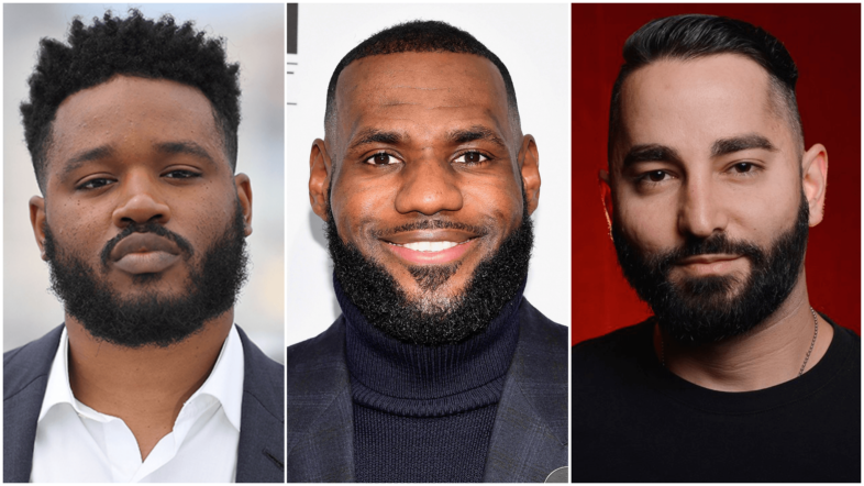 LeBron James' 'Space Jam 2' Enlists Writers Ryan Coogler ('Black Panther') & Sev Ohanian ('Searching')