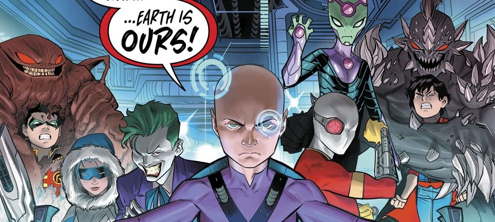 Adventures of the Super Sons #10 Review