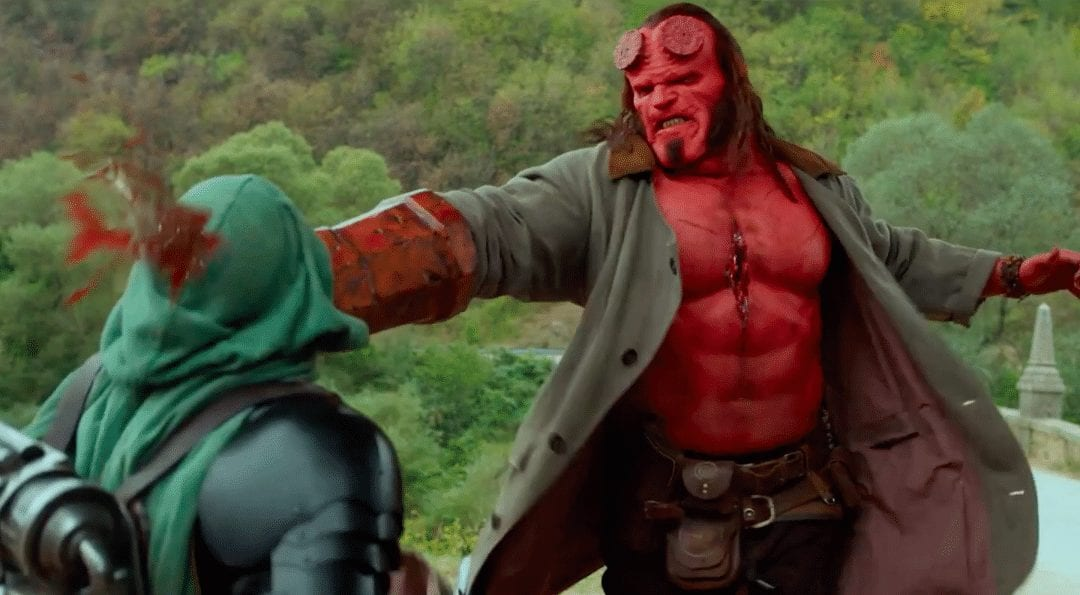 'Hellboy' Review: A Campy Joyride Fueled By David Harbour's Devilish Charm