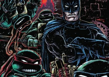Batman/TMNT III #1 REVIEW
