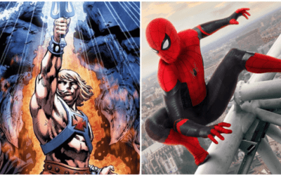 Sony Date Changes: 'Masters of the Universe' Now TBD 2020; 'Spider-Man: Far From Home' Moves Up to July 2nd