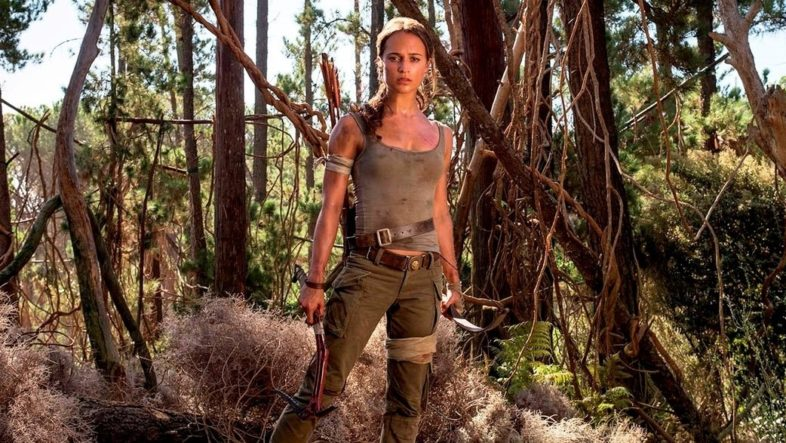 'Tomb Raider 2' in the Works with Writer Amy Jump ('High-Rise,' 'Free Fire'); Alicia Vikander Will Return