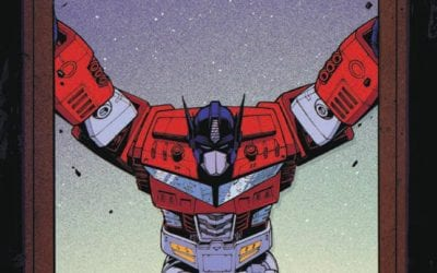 TRANSFORMERS #3 – REVIEW