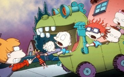 'Diary of a Wimpy Kid' Director David Bowers Tapped to Helm Live-Action 'Rugrats' Movie