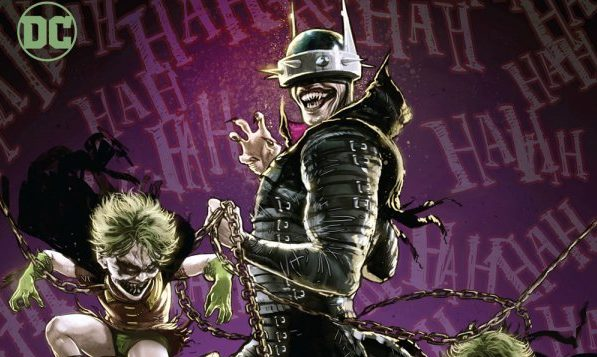 The Batman Who Laughs #4 REVIEW