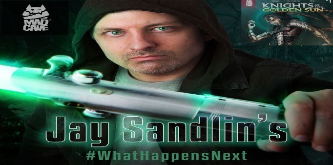 Jay Sandlin's #WhatHappensNext: Lucifer Works in Fast Food