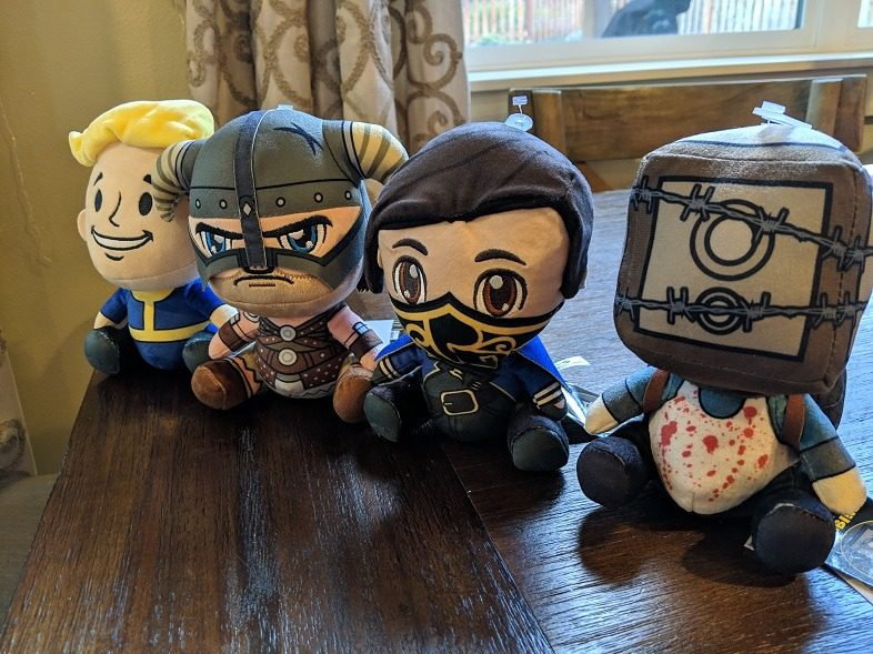 The Stubbins Meet Bethesda