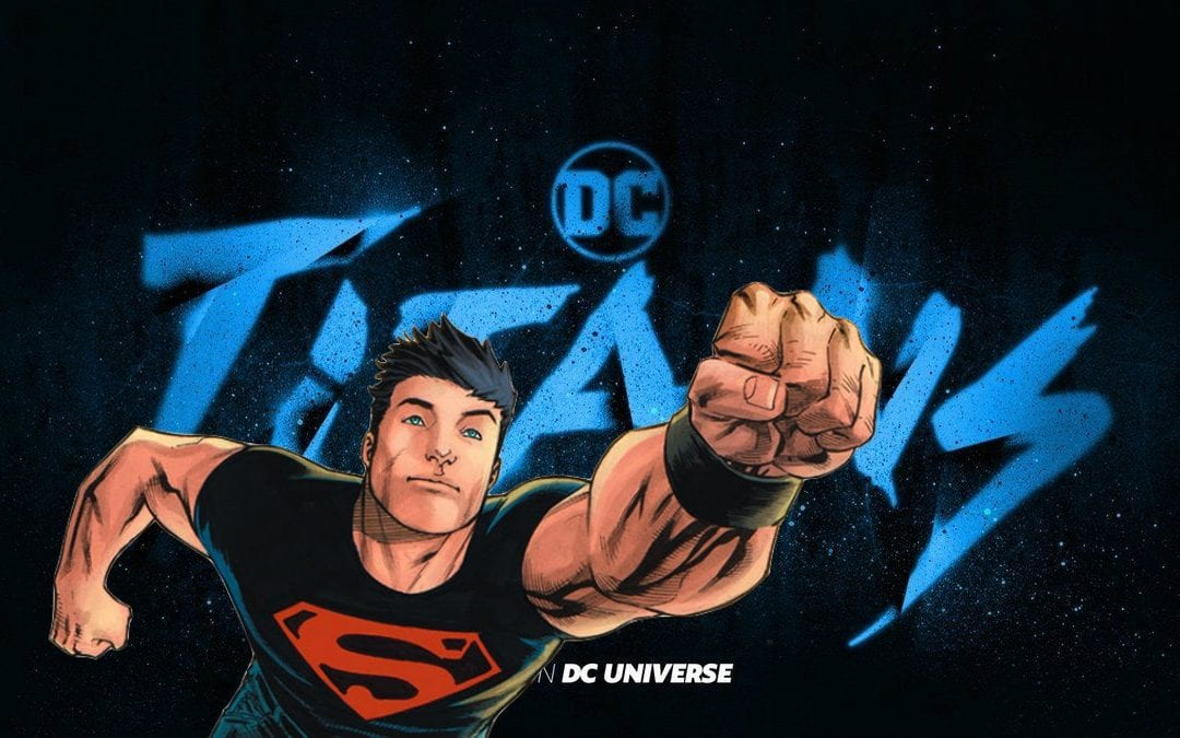 EXCLUSIVE: New Character Details For Superboy In 'Titans'