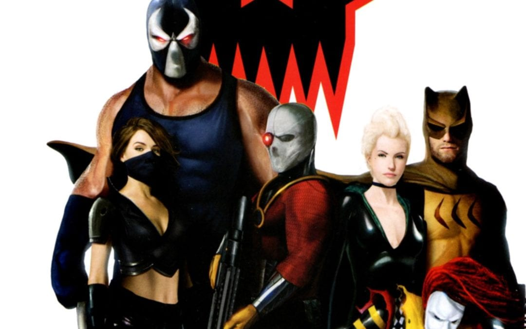 DC's 'Secret Six' Series Not Moving Forward At CBS