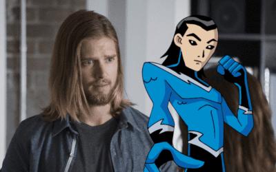 Drew Van Acker To Play Aqualad In 'Titans' Season Two