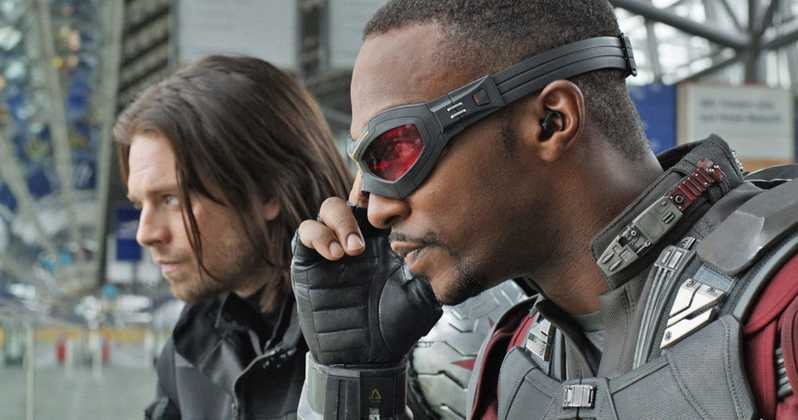 "Marvel's 'Falcon & The Winter Soldier' To Begin Filming On August 12th Under The Working Title ""Tag Team"""