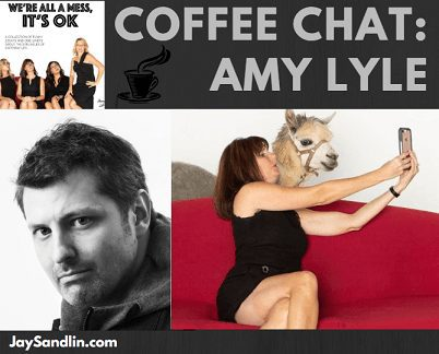 Jay Sandlin Interviews Author Amy Lyle
