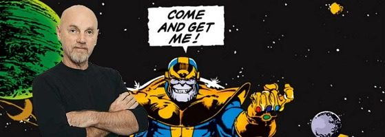 Geek To Me Radio #135: Avengers Endgame and Jim Starlin