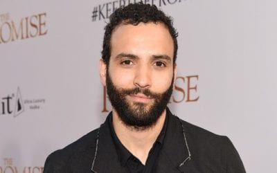 Charlize Theron's 'The Old Guard' Adds Marwan Kenzari to Cast