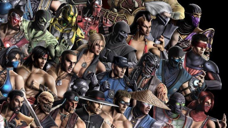 James Wan Produced 'Mortal Kombat' Reboot Will Release March