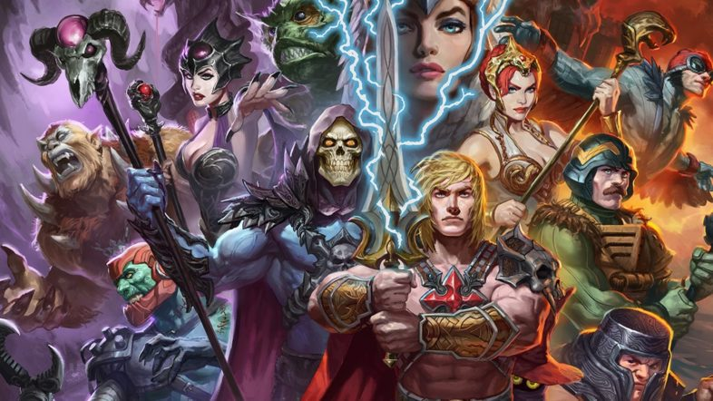 Sony's 'Masters of the Universe' Reboot Will Now Release March 5, 2021