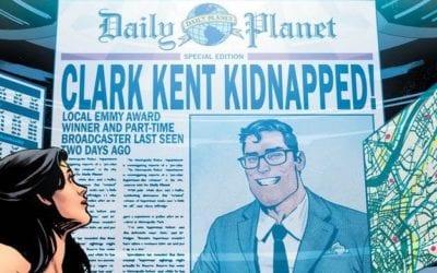 Superman Leviathan Rising #1 REVIEW