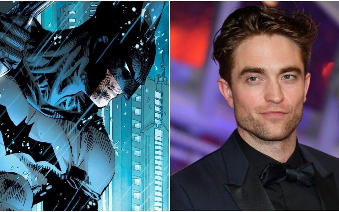 Robert Pattinson Cast As The Batman For Matt Reeves
