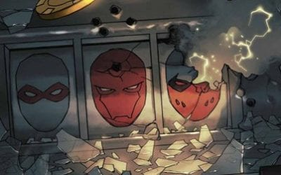 Red Hood: Outlaw #34 REVIEW