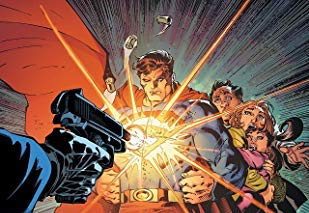 Superman Up In The Sky #1 REVIEW