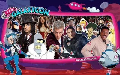 Geek To Me Radion #139: Live from GalaxyCon